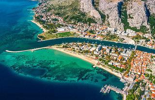 Hotel Villa Dvor - Kroatien - Kroatien: Mitteldalmatien