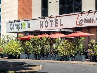 Hotel Campanile Paris Nord - Saint Denis Quai De St Ouen - Frankreich - Paris & Umgebung