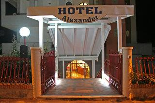 Hotel Alexander - Italien - Sizilien