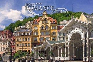 Hotel Romance Puskin - Tschechien - Tschechien
