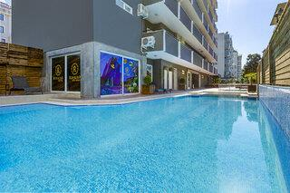 Aparthotel Palmiye Park - Türkei - Side & Alanya