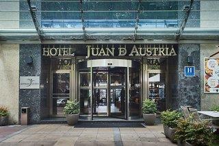 Hotel Silken Juan de Austria Valladolid - Spanien - Zentral Spanien