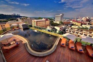 The Sun Xclusive Hotel - Thailand - Thailand: Südosten (Pattaya, Jomtien)