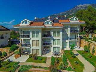 Hotel Orka Gardens - Türkei - Dalyan - Dalaman - Fethiye - Ölüdeniz - Kas