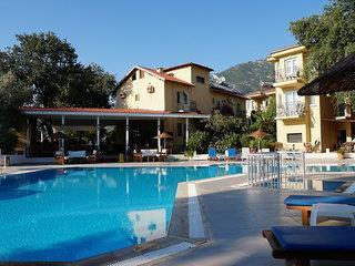 Hotel Tunacan - Türkei - Dalyan - Dalaman - Fethiye - Ölüdeniz - Kas