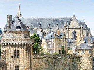 Hotel Park & Suites Elegance Vannes - Frankreich - Bretagne