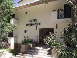 Hotel Dardanos - Türkei - Dalyan - Dalaman - Fethiye - Ölüdeniz - Kas