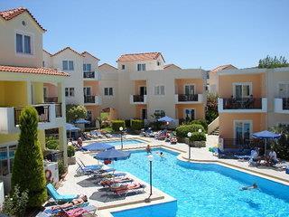 Hotel Sunset Suites Platanias - Griechenland - Kreta