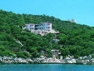 Hotel Club Capa - Türkei - Dalyan - Dalaman - Fethiye - Ölüdeniz - Kas