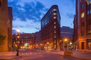 Hotel The Boxer - USA - New England