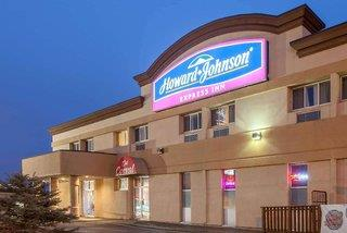 Hotel Howard Johnson Express Inn - Winnipeg West - Kanada - Kanada: Manitoba