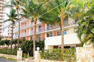 Ewa Hotel Waikiki - USA - Hawaii - Insel Oahu
