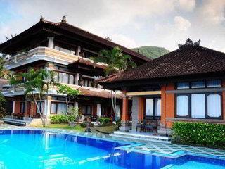 Hotel The Rishi Candidasa Beach - Indonesien - Indonesien: Bali