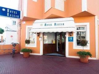 Hotel Balear - Spanien - Menorca