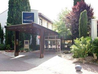 Hotel NOVOTEL Aix en Provence Beaumanoir Les 3 Sautets - Frankreich - Côte d'Azur