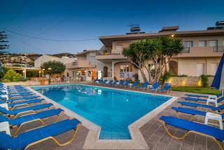 Hotel Villa Ritsa - Griechenland - Kreta