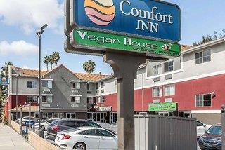 Hotel Comfort Inn - West Sunset Boulevard - USA - Kalifornien