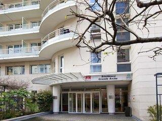 Hotel Sejours et Affaires Courbevoie Grande Arche - Frankreich - Paris & Umgebung