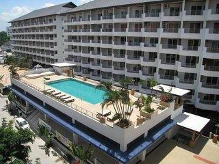 Hotel Jomtien Plaza Residence - Thailand - Thailand: Südosten (Pattaya, Jomtien)