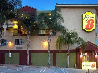 Hotel Super 8 Los Angeles Downtown - USA - Kalifornien