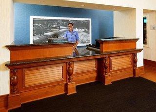 Hotel Hampton Inn and Suites Savannah Midtown - USA - Georgia