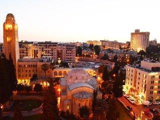 The Eldan Hotel - Israel - Israel - Jerusalem & Umgebung
