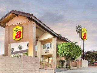 Hotel Super 8 Los Angeles Alhambra - USA - Kalifornien