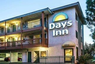 Hotel Days Inn Anaheim West at Disneyland Drive - USA - Kalifornien