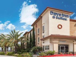 Hotel Days Inn And Suites - USA - Kalifornien