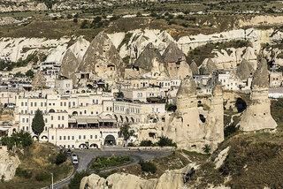 Goreme Kaya Hotel - Special Class - Türkei - Türkei Inland