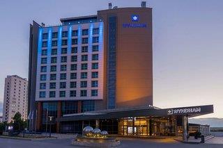 Hotel Wyndham Ankara - Türkei - Türkei Inland