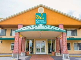 Hotel Quality Inn & Suites Airport West - USA - Utah