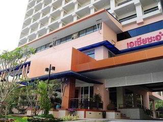 Asia Cha Am Hotel - Thailand - Thailand: Westen (Hua Hin, Cha Am, River Kwai)