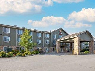 Hotel Comfort Suites Airport - USA - Alaska