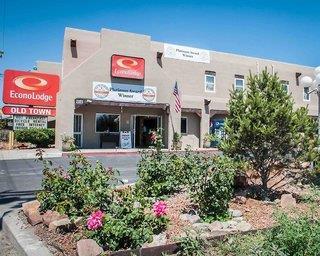 Hotel Econo Lodge Old Town - USA - New Mexico