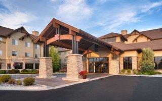 Hotel Hilton Garden Inn Bozeman - USA - Montana