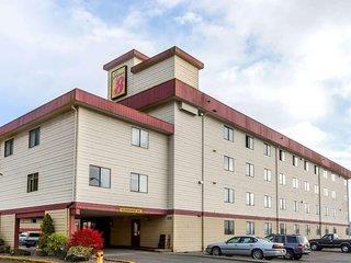 Hotel Super 8 Motel Ketchikan - USA - Alaska