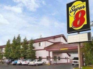 Hotel Super 8 Motel - Fairbanks - USA - Alaska