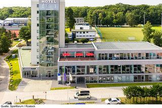 Hotel Sportforum - Rostock - Deutschland