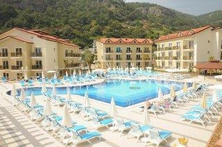 Hotel Marcan Resort - Türkei - Dalyan - Dalaman - Fethiye - Ölüdeniz - Kas