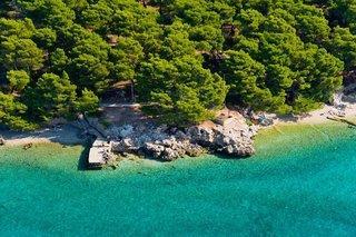Hotel Kamp Basko Polje - Baska Voda - Kroatien
