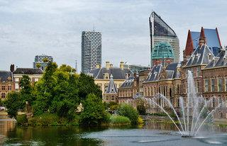 Hotel Holiday Inn Express The Hague - Parliament - Niederlande - Niederlande