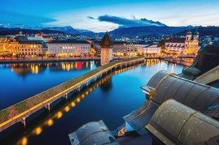 Hotel Des Alpes - Luzern - Schweiz