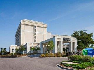 Hotel Holiday Inn Express Charleston Downtown-Ashley River - USA - South Carolina