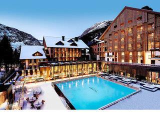 Hotel The Chedi Andermatt - Schweiz - Uri & Glarus