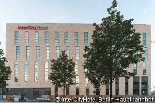 Hotel InterCity Berlin Hauptbahnhof - Deutschland - Berlin