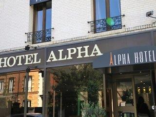 Hotel Alpha Paris Tour Eiffel - Frankreich - Paris & Umgebung