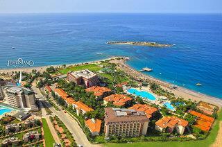 Justiniano Moonlight - Erwachsenenhotel ab 18 Jahren - Türkei - Side & Alanya