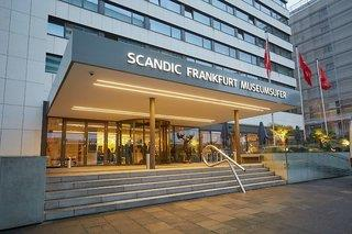Hotel Scandic Frankfurt Museumsufer - Deutschland - Hessen