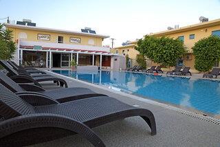 Hotel Falirala Central - Griechenland - Rhodos